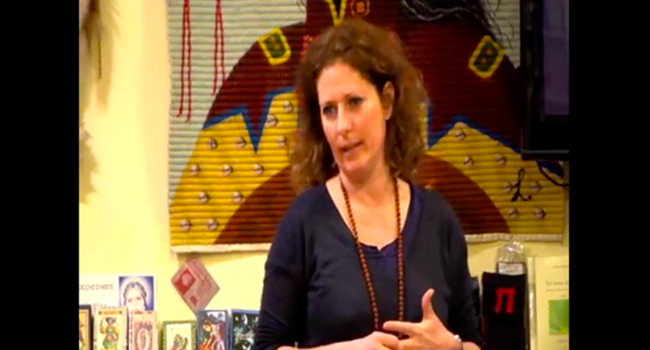 Monica Massa Come uscire dagli schemi dolorosi 1 - Incontri con Monica Massa, Shreya
