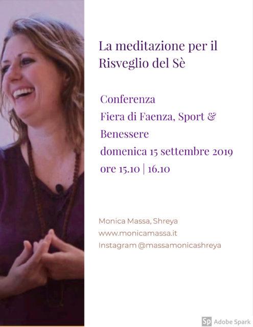 Fiera faenza settembre 2019 495x640 - Conferenza Fiera di Faenza, domenica 15 settembre 2019